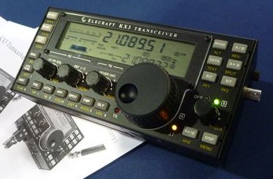 Image of Elecraft KX3 transceiver