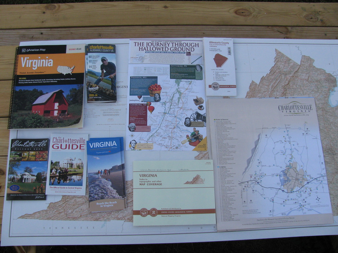Image of various maps described in text