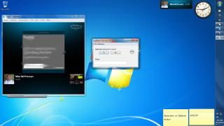 My Shack Computer Running Skype and RemotePTT