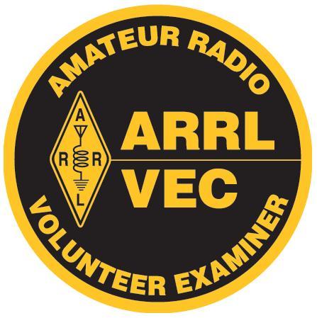 ARRL Volunteer Examiner Patch