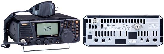 Image of Alinco DX-SR9T