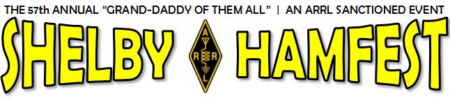 Shelby Hamfest Logo